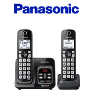 Panasonic KX-TGD562M Link2Cell Bluetooth Cordless Phone Answering Machine