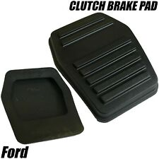 2x Rubber Cover For Ford Transit Mondeo Connect Focus Clutch Brake Pedal