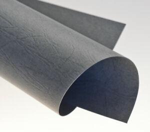 100 x A4 Renz Leathergrain 250 GSM Grey Binding Covers