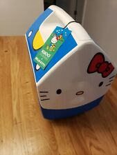 New Sold Out Blue Hello Kitty Igloo 7Qt Cooler Free Shipping