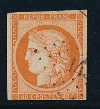 S1865 - TIMBRE DE FRANCE - N° 5 Oblitéré