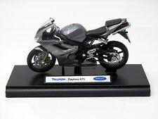 56422 Welly 1:18 Aprilia RSV4 1000 Factory RF ab 2009 Motorrad Modell NEU OVP