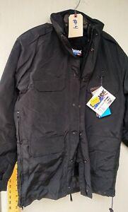 Blauer 9860Z B Dry Parka Full Length w/ Liner Small Regular Black