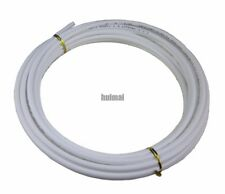 "1/4"" Tube 10m Meters 30ft Tubing Hose Pipe for RO Water Filter System white PE"