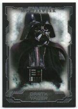 2016 Star Wars Masterwork 58 Darth Vader Short Print SP