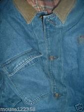 Mens Denim Lined Jean Jacket or Coat Dunbrooke TYSON