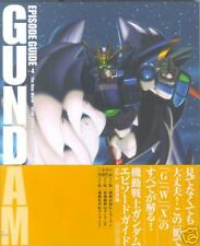 Gundam Episode Guide v 4 Art Book
