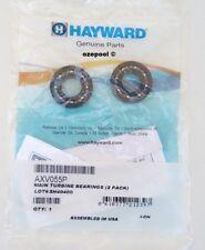 HAYWARD Aquanaut, Pool vac Ultra parts, PAIR AXV055P MAIN TURBINE BEARINGS, 100%