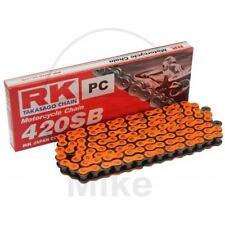 RK STD ARANCIONE 420SB/112 CATENA CLIP YAMAHA 50 DT MX 1982-1989