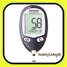 FreeStyle Freedom Lite Blood Glucose Meter - Single Unit Meter Only