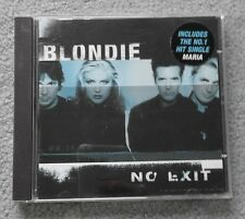 Blondie - No Exit - Original CD Issue for the UK