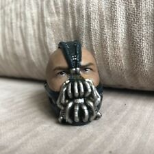 Free Ship 1/6 Scale Tom Hardy Head Sculpt For TDKR Bane Bash fit Hot Toys Body