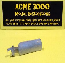 CORGI 343 PONTIAC FIREBIRD reproduction repro métal blanc à Gauche Main L/H Porte