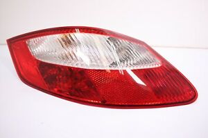 Porsche 987 Boxster Cayman (2005-2008) OEM Left Tail Light Red/Clear