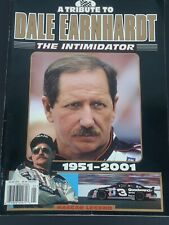 A tribute to Dale Earnhardt 1951-2001 The INTIMADATOR