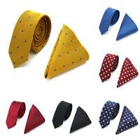 6CM Noveltyl Men/'s Narrow Tie Silk Zebra Bike Anchor Jacquard Necktie Slim Tie