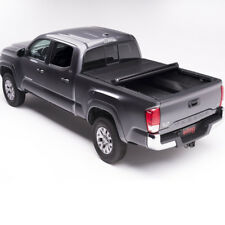 "For 2007-2018 Toyota Tundra ROLL UP LOCK SOFT Tonneau Cover 6.5ft 78"" Short Bed"