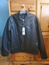 Bottega Veneta Ferrari Men's Leather Jacket Brand New With Tags