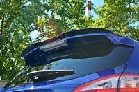 Carbon Dachspoiler Ansatz Ford Focus 3 MK3 ST Variant Spoiler Dach Heck Aufsatz