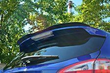 TETTO SPOILER APPROCCIO FORD FOCUS 3 mk3 ST Variant spoiler tetto posteriore di trafilatura ABS