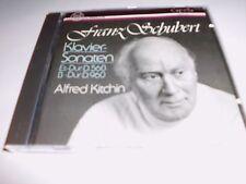 Schubert-Pianoforte-sonate-Alfred Kitchin CD non OVP senza EAN 1989