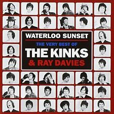 The Kinks - Waterloo Sunset The Very Best of The Kinks and Ray Davies [CD]