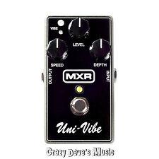 MXR Uni Vibe M68 Chorus Vibrato Pedal UniVibe Dunlop M 68