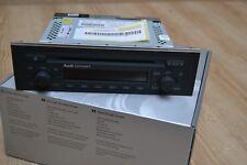 8E0057186E Original AUDI Autoradio Concert CD Kassette USA Version