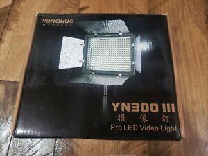 YONGNUO YN300 III Pro LED Video Light 5600K