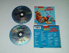 2 CD Alf 's super palmarès 32. track 1990 technotronic Megamix snap Adamski 03/16