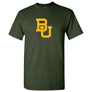 Baylor Bears Primary Logo Licensed Unisex T-Shirt