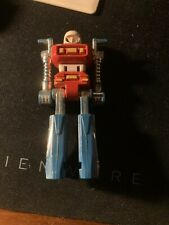 CY-KILL MR-01 Bandai Gobots Japan Popy ds Robo Bike 1982 Chrome Super Go-Bots