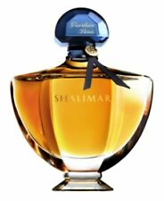 SHALIMAR by GUERLAIN Perfume for Women EDT 3.0 oz Spray NEW tester with cap