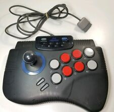 PS Arcade Controller SV-1101 by Interact Sony Playstation 1 PS1 Console System