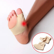 1Pair Toes Corrector Fabric Gel Bunion Separator Foot Pain Relief Cushion Care