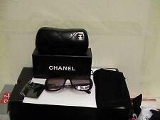 AUTHENTIC CHANEL Burgundy Sunglasses 5235Q C.539/3P CC Logo collection