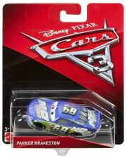 DISNEY PIXAR CARS 3 Veicolo in Metallo Parker Brakeston 1:55 - Mattel DXV50