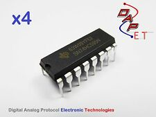 [4] 8-Bit 3 State Shift Register – Serial to Parallel – SN74HC595N [ by DAPET ]