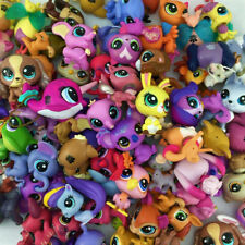 Random 20PCS Littlest Pet Shop LPS Animal Hasbro Figure Boy Girl Toy Xmas Gift