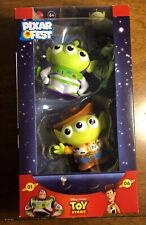 Mattel Disney Pixar Fest Alien Remix Toy Story Buzz Lightyear & Woody 2-Pack