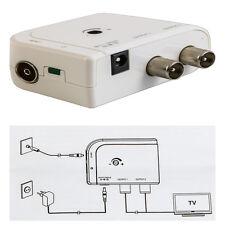 Cable Tv Dvb-C Zweigeräteverstärker Amplificador HDTV 4K Unitymedia Cable Bw