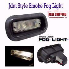 Honda JDM Style Civic Acura SMOKE Rear Bumper Red Fog Brake Lights Lamp EK9 EG6