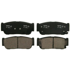 Disc Brake Pad Set Rear Federated D954C