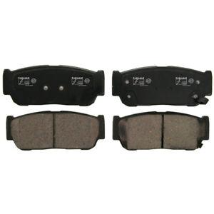 Disc Brake Pad Set-SST Rear Federated D954C