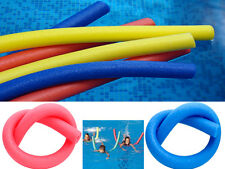 3 x SWIMMING POOL NOODLE FLOAT AID WOGGLE LOGS NOODLES WATER FLEXIBLE WET SWIM