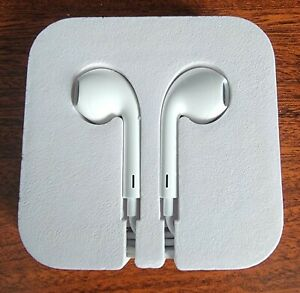 Apple Wired Earbuds Headphones from iPod Touch OEM - 3.5mm Jack no mic