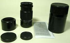 MC Jupiter-37A 3.5/135 M42 Zenit Practica Pentax lens+cap+case RARE number-8589