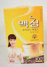 Maxim Mocha Gold Mild Coffee Mix Instant 100 500 Stick Instant Korean x 5 Packs