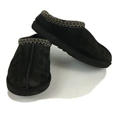 UGG Australia Tasman Slip On Shoes Black Slippers Womens Size 8