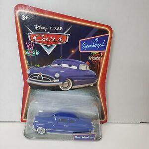 Disney Pixar Cars Doc Hudson Supercharged Diecast Toy Car New NIP 💙💙💙